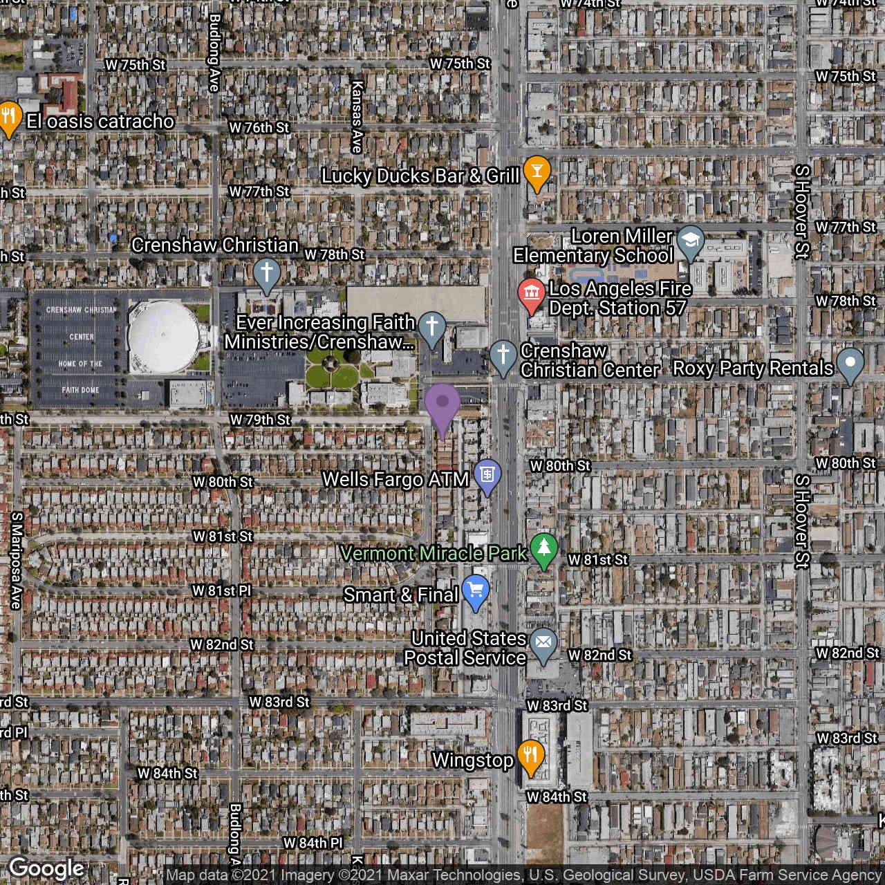7906 S New Hampshire Avenue, Los Angeles, CA, 90044,