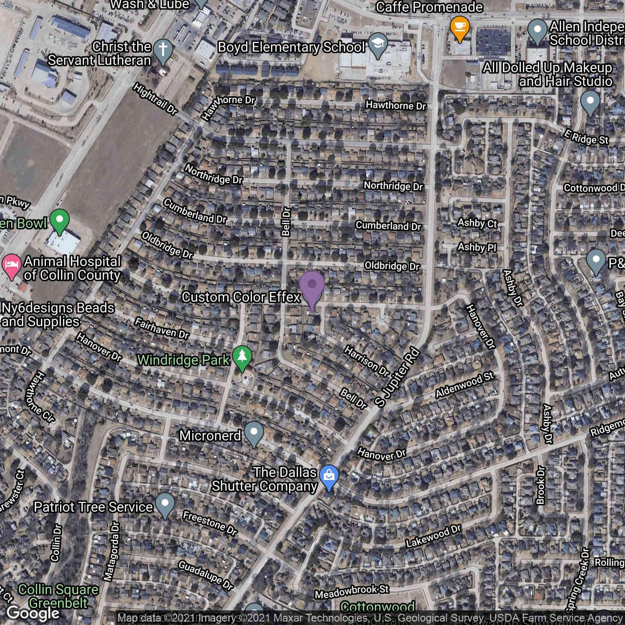 1000 Harrison Drive, Allen, TX, 75002,