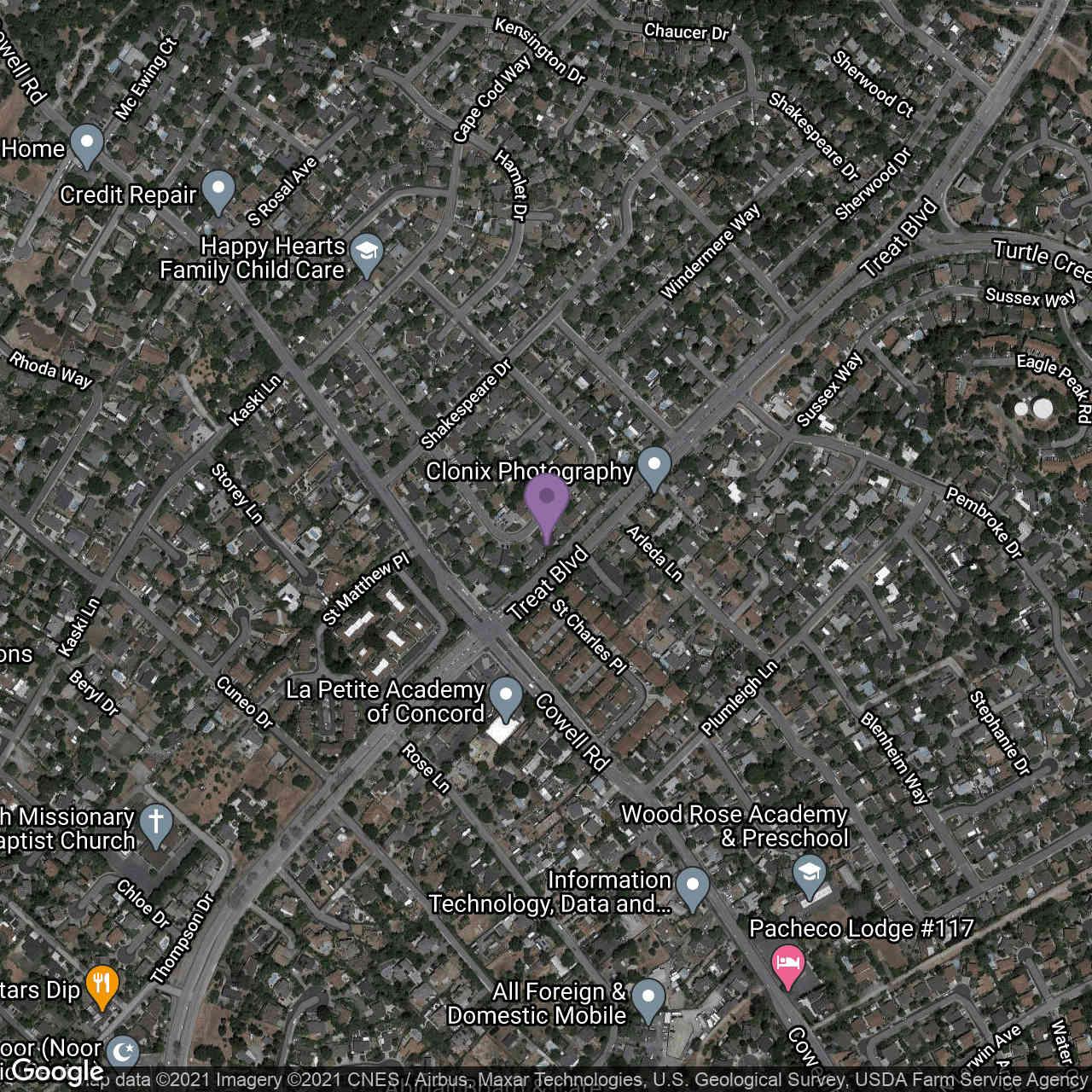 1220 Sherlock Way, Concord, CA, 94521,