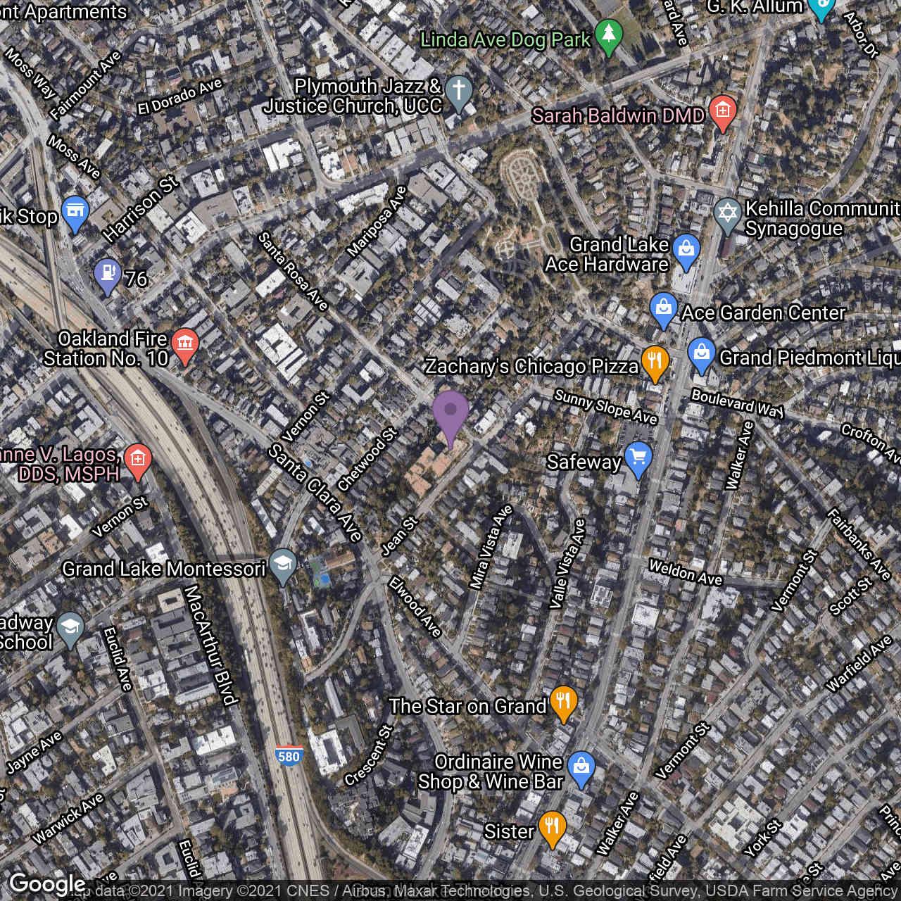 555 Jean St #420, Oakland, CA, 94610,