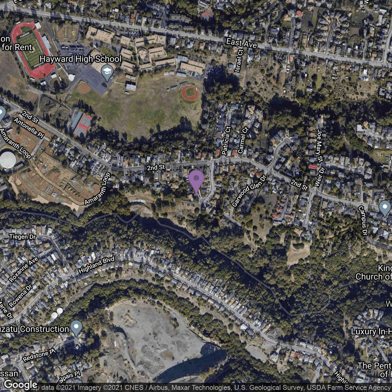 24669 Sylvan Glen Court, Hayward, CA, 94541,