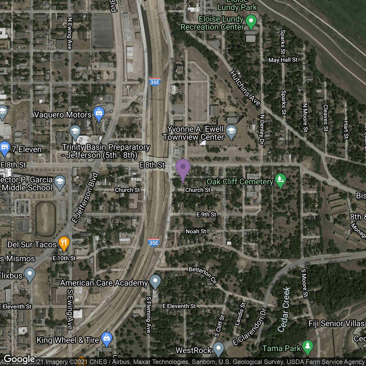 1031 Church Street, Dallas, TX, 75203,