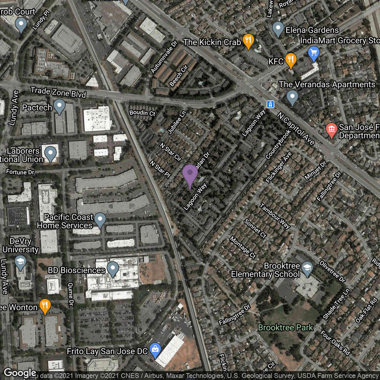 1882 Tradan Dr, San Jose, CA, 95132,
