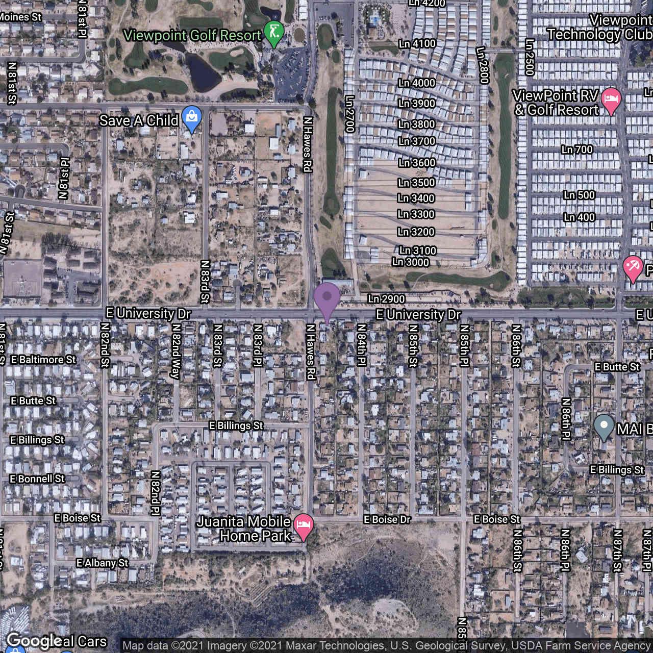 8401 E UNIVERSITY Drive, Mesa, AZ, 85207,