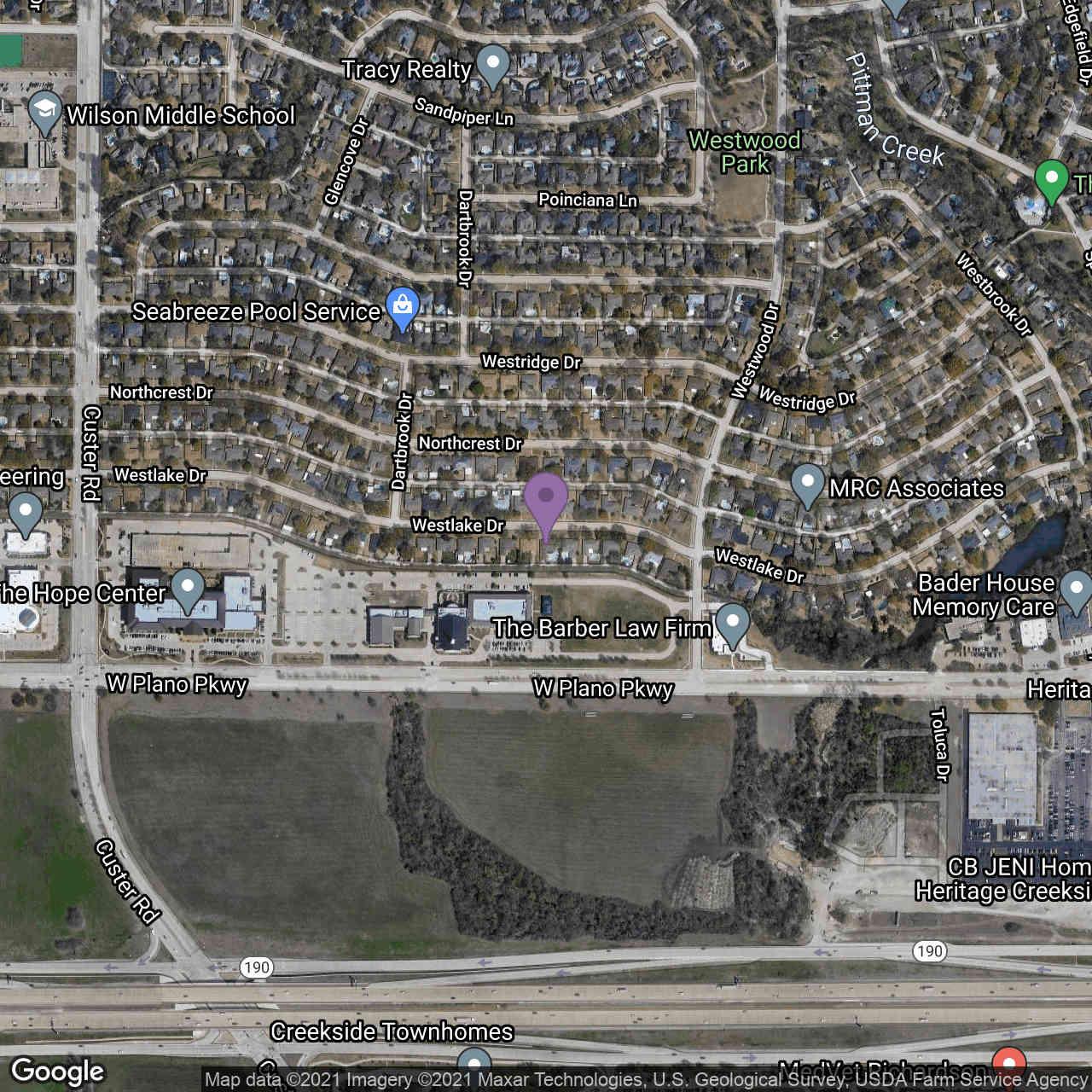 1724 Westlake Drive, Plano, TX, 75075,