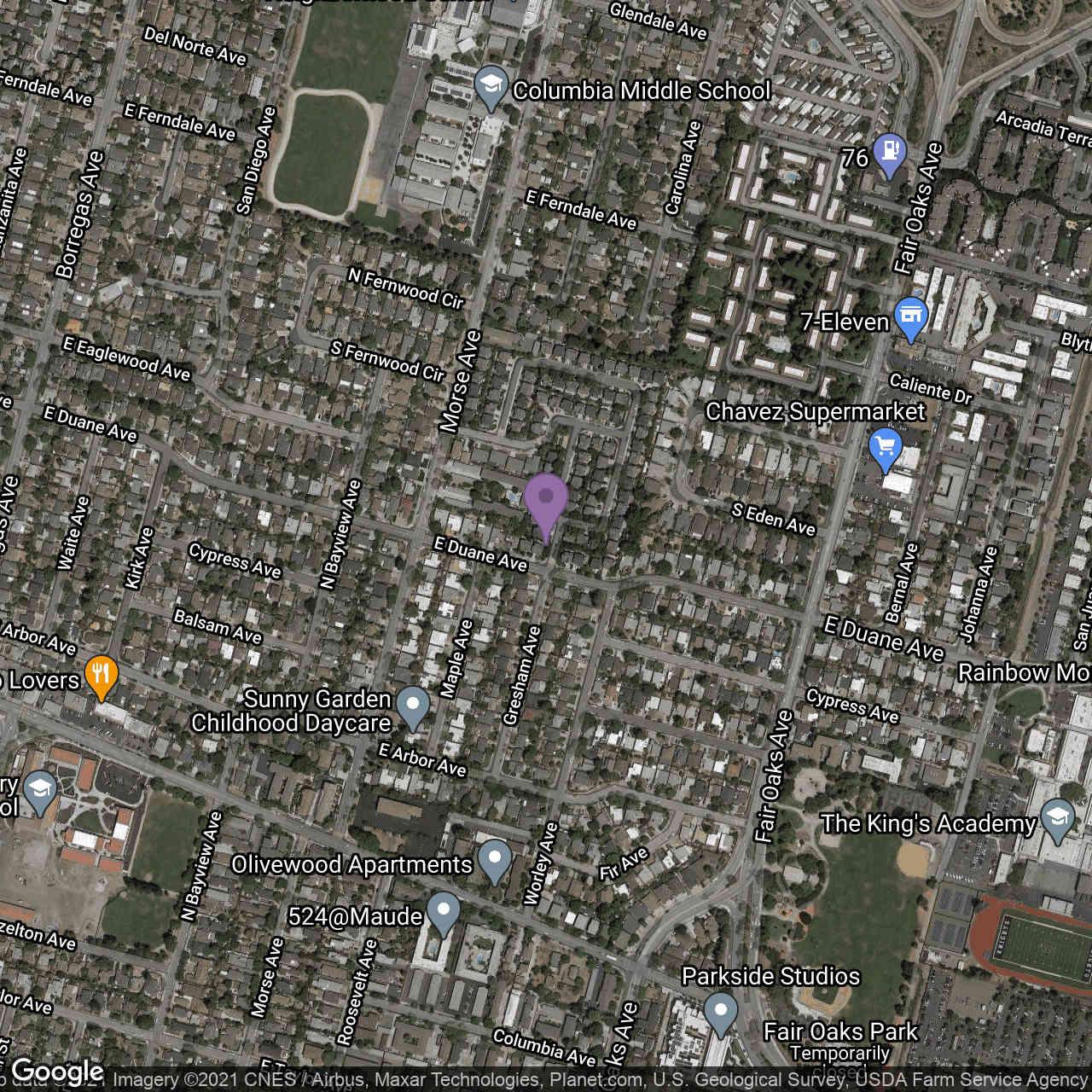 660 Harcot Terrace, Sunnyvale, CA, 94085,