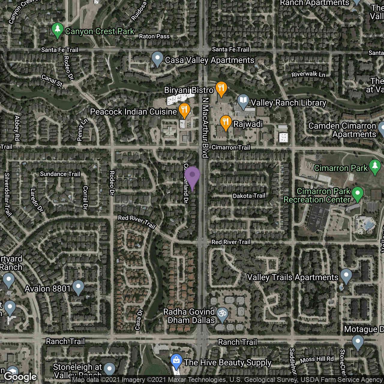 9102 Cumberland Drive, Irving, TX, 75063,