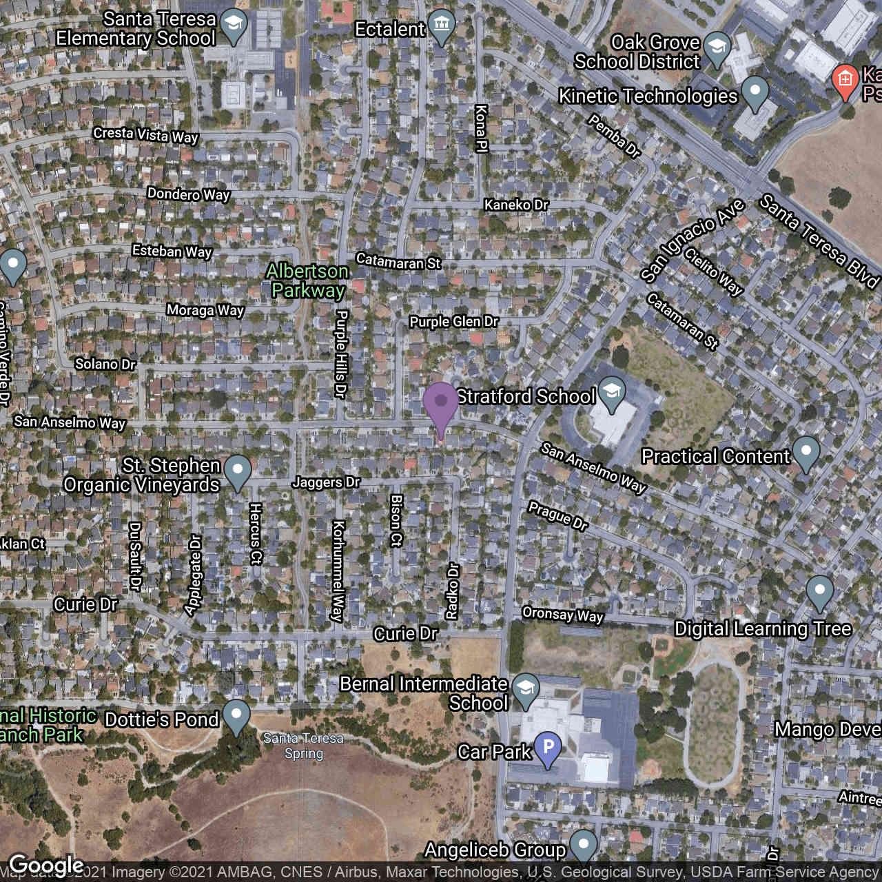 6567 San Anselmo Way, San Jose, CA, 95119,
