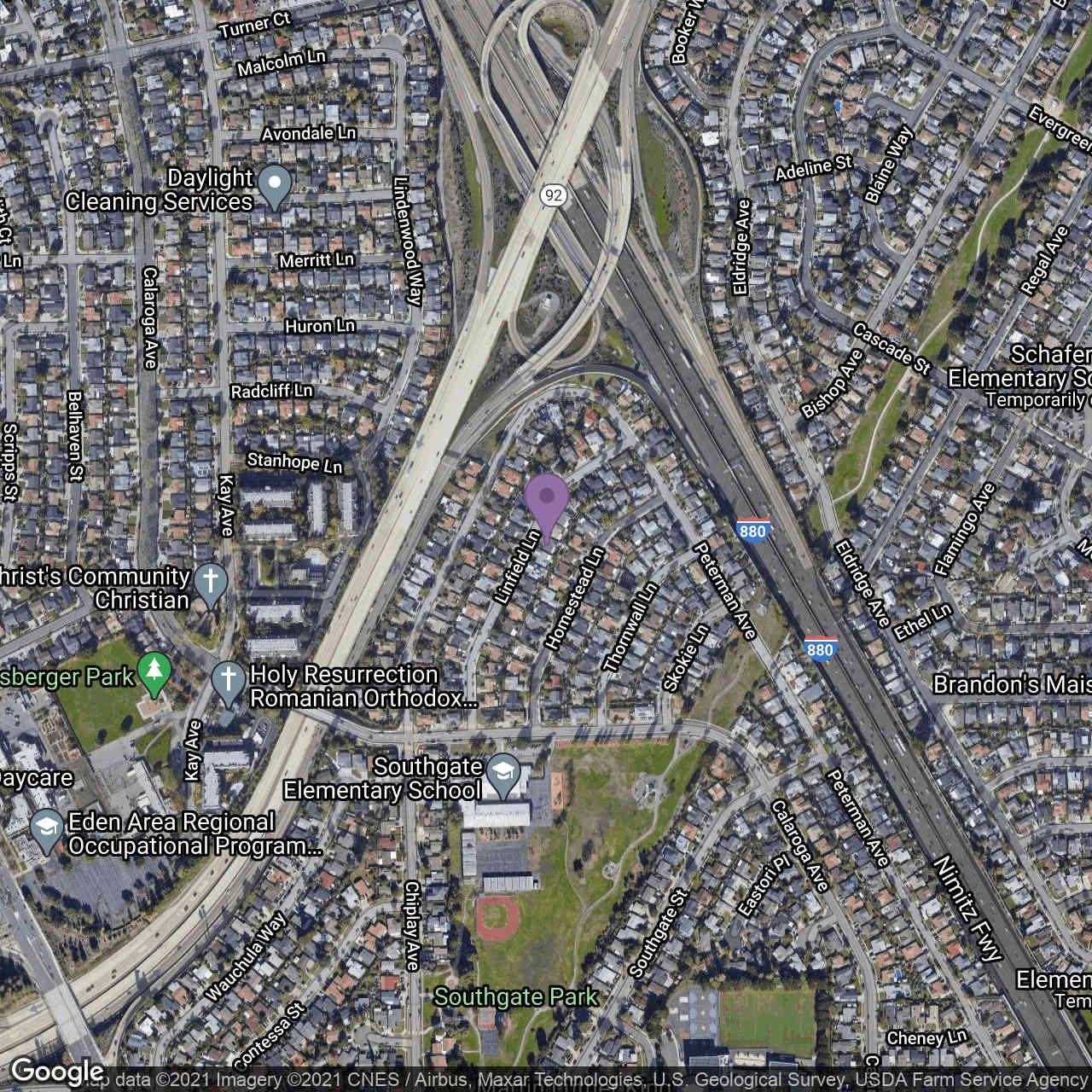 1324 Linfield Ln, Hayward, CA, 94545,