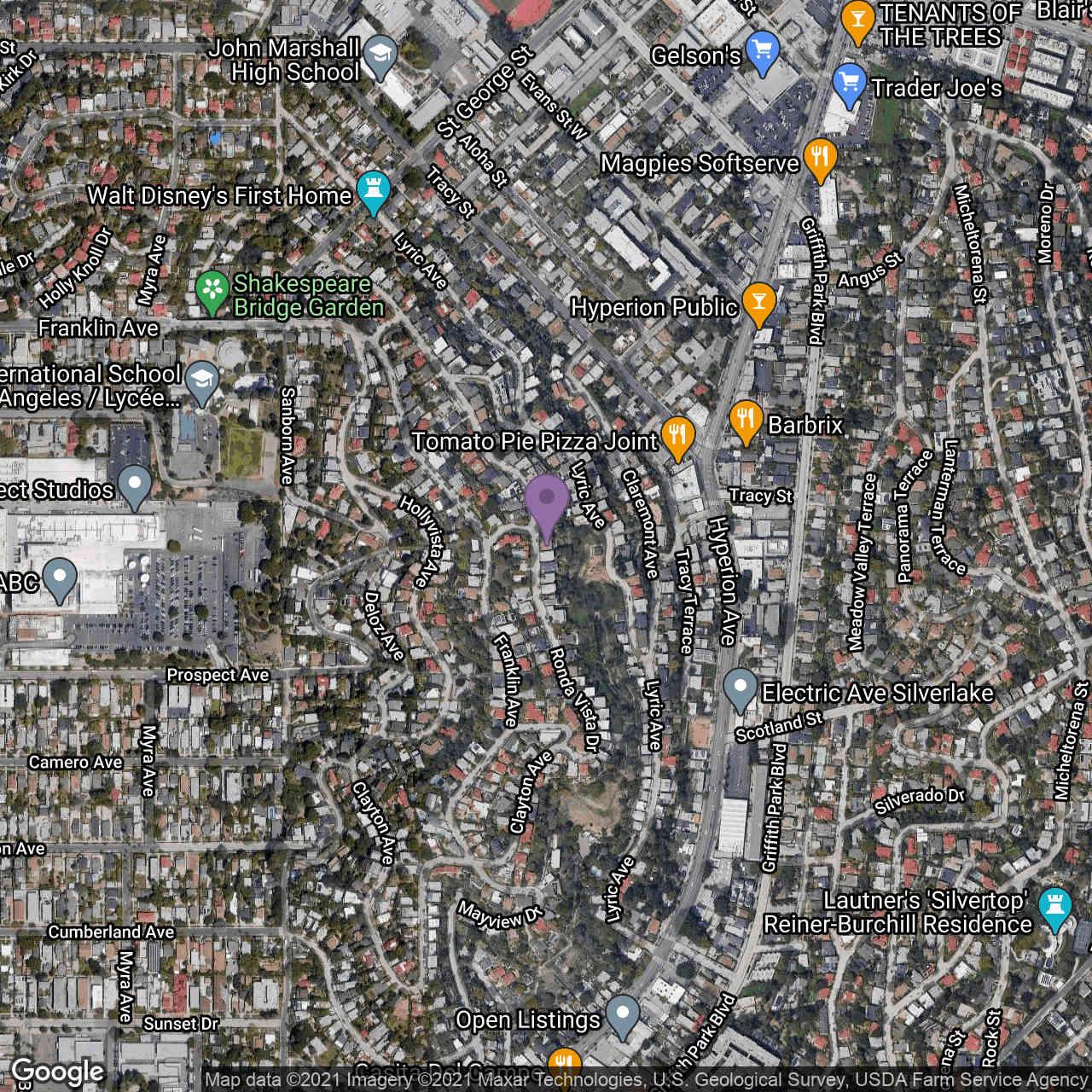 2294 Ronda Vista Drive, Los Angeles, CA, 90027,