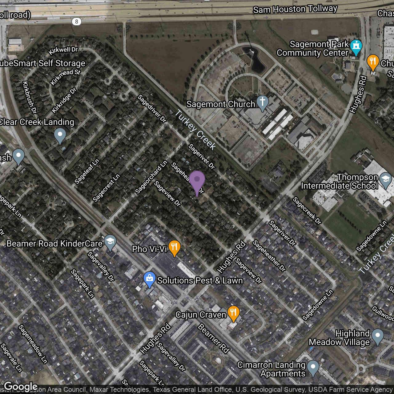 11030 Sageheather Drive, Houston, TX, 77089,