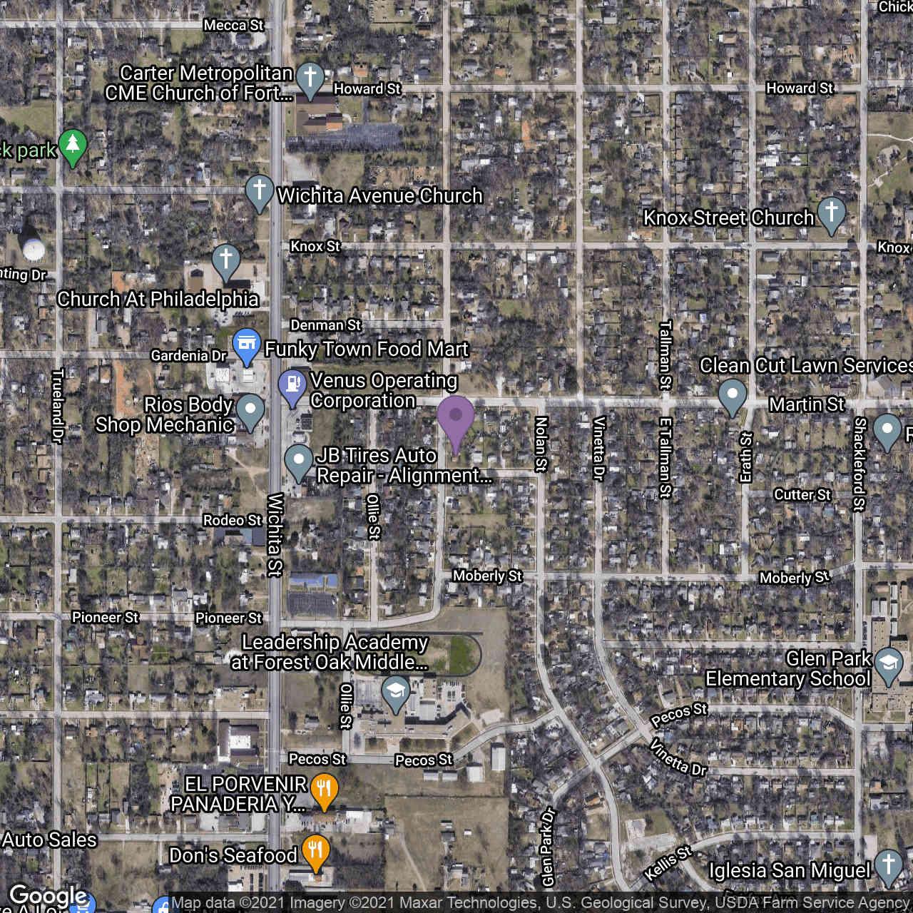 4817 Foard Street, Fort Worth, TX, 76119,