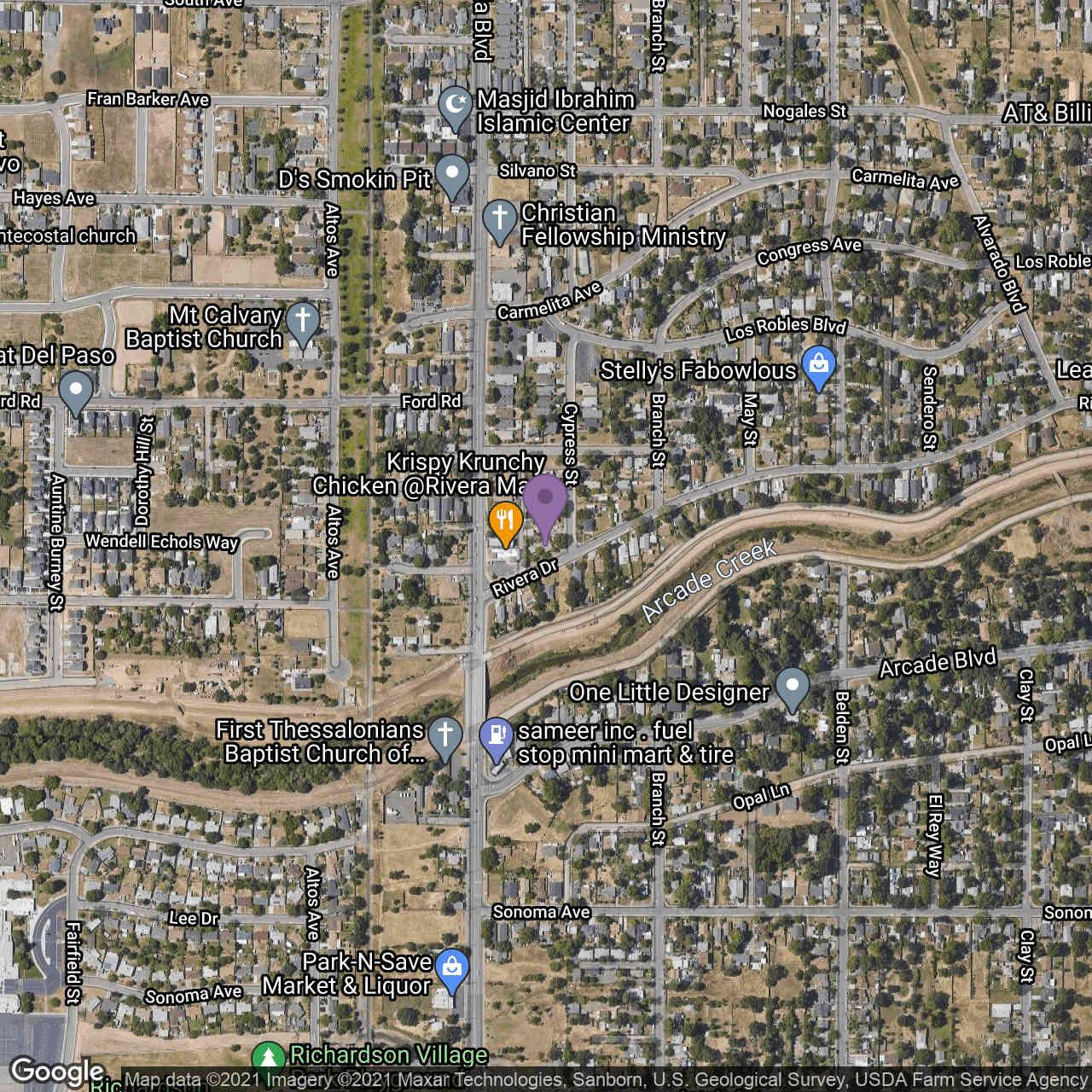 921 Rivera Drive, Sacramento, CA, 95838,