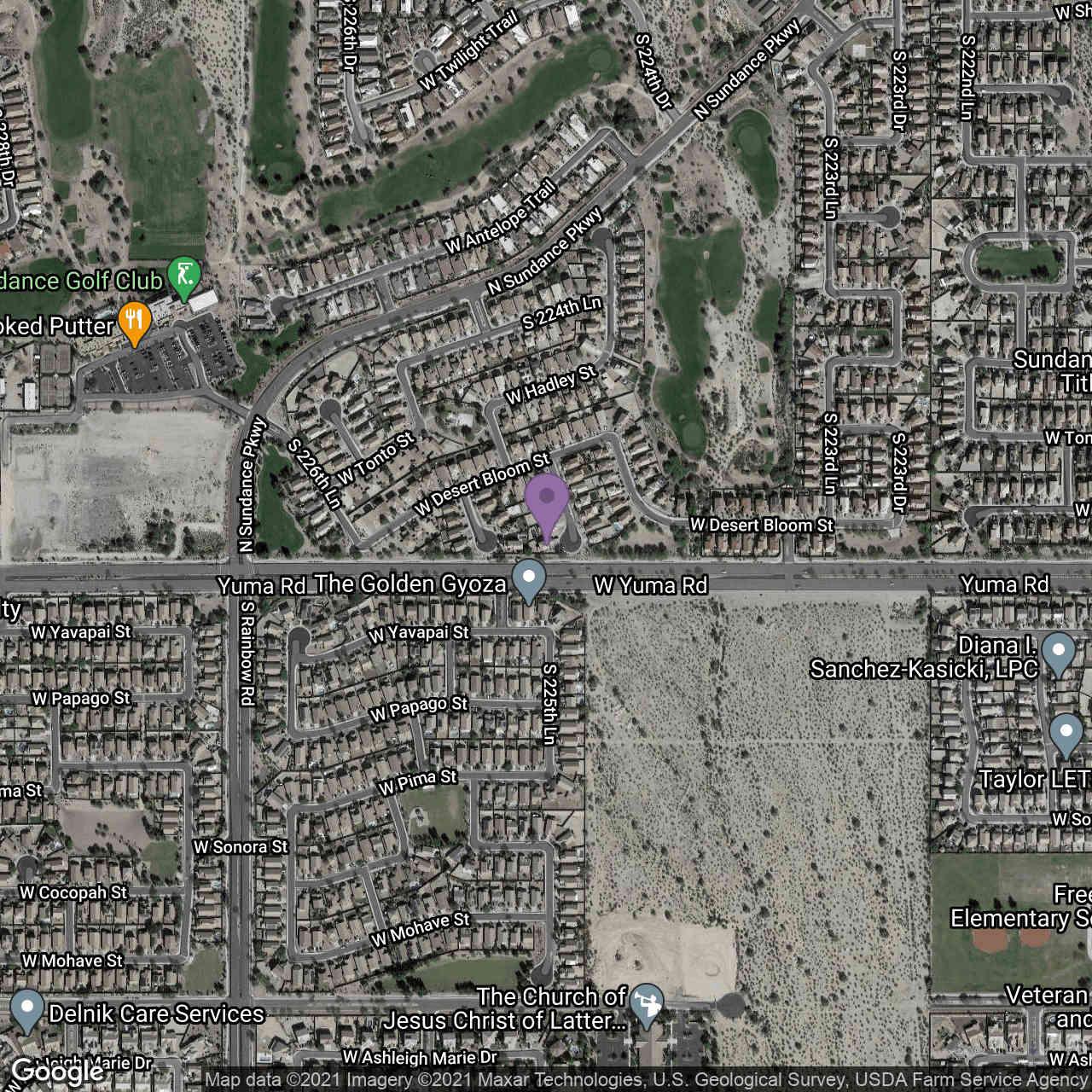 1142 S 225TH Avenue, Buckeye, AZ, 85326,