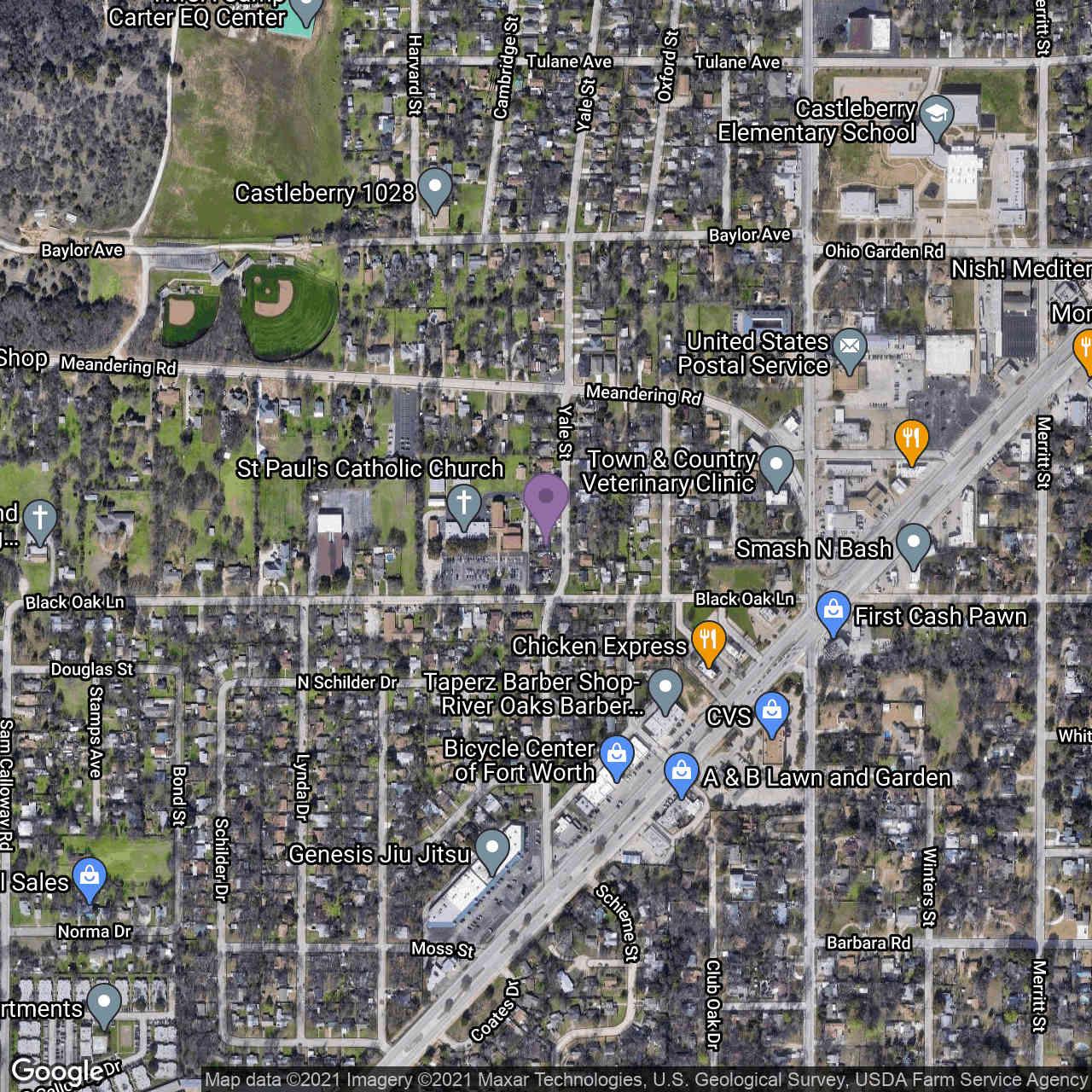 909 Yale Street, River Oaks, TX, 76114,
