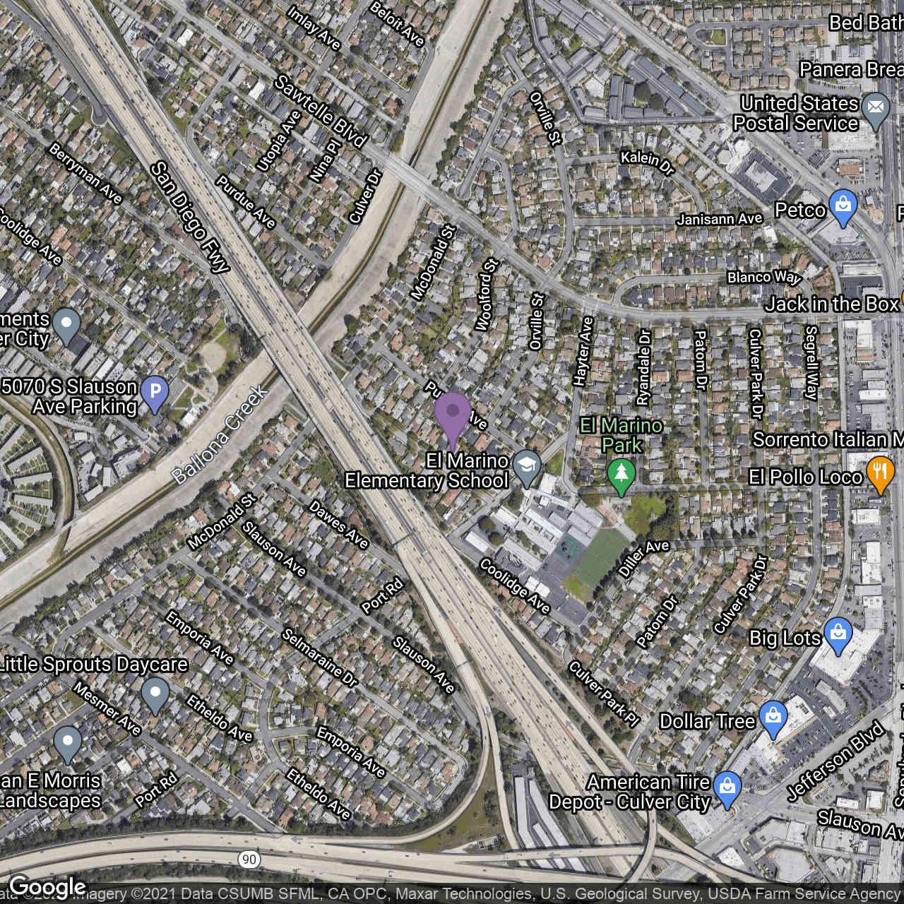 5218 Berryman Avenue, Culver City, CA, 90230,