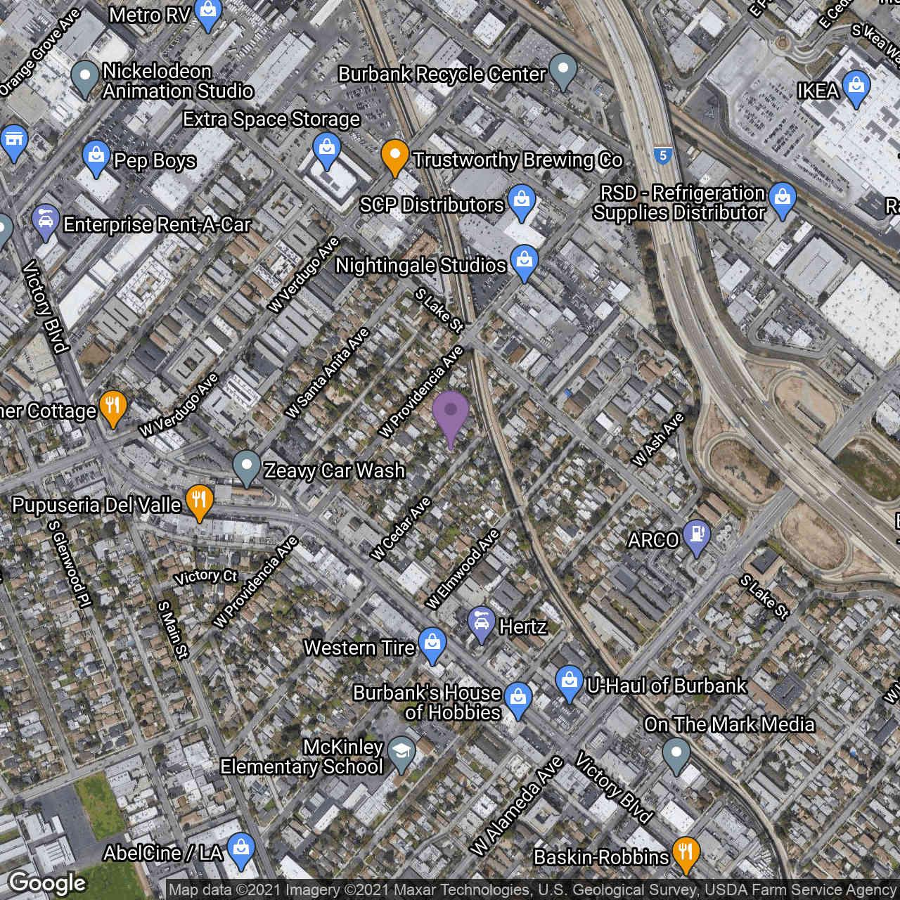 235 W Cedar Avenue, Burbank, CA, 91502,