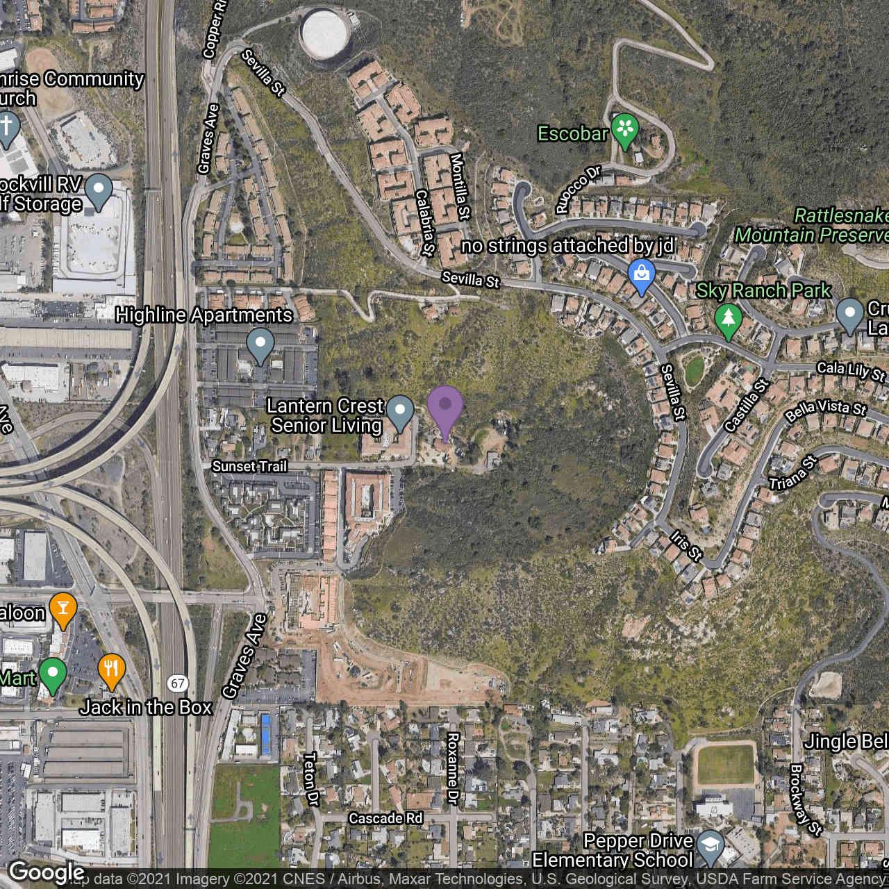 11056 Sunset Trail, Santee, CA, 92071,