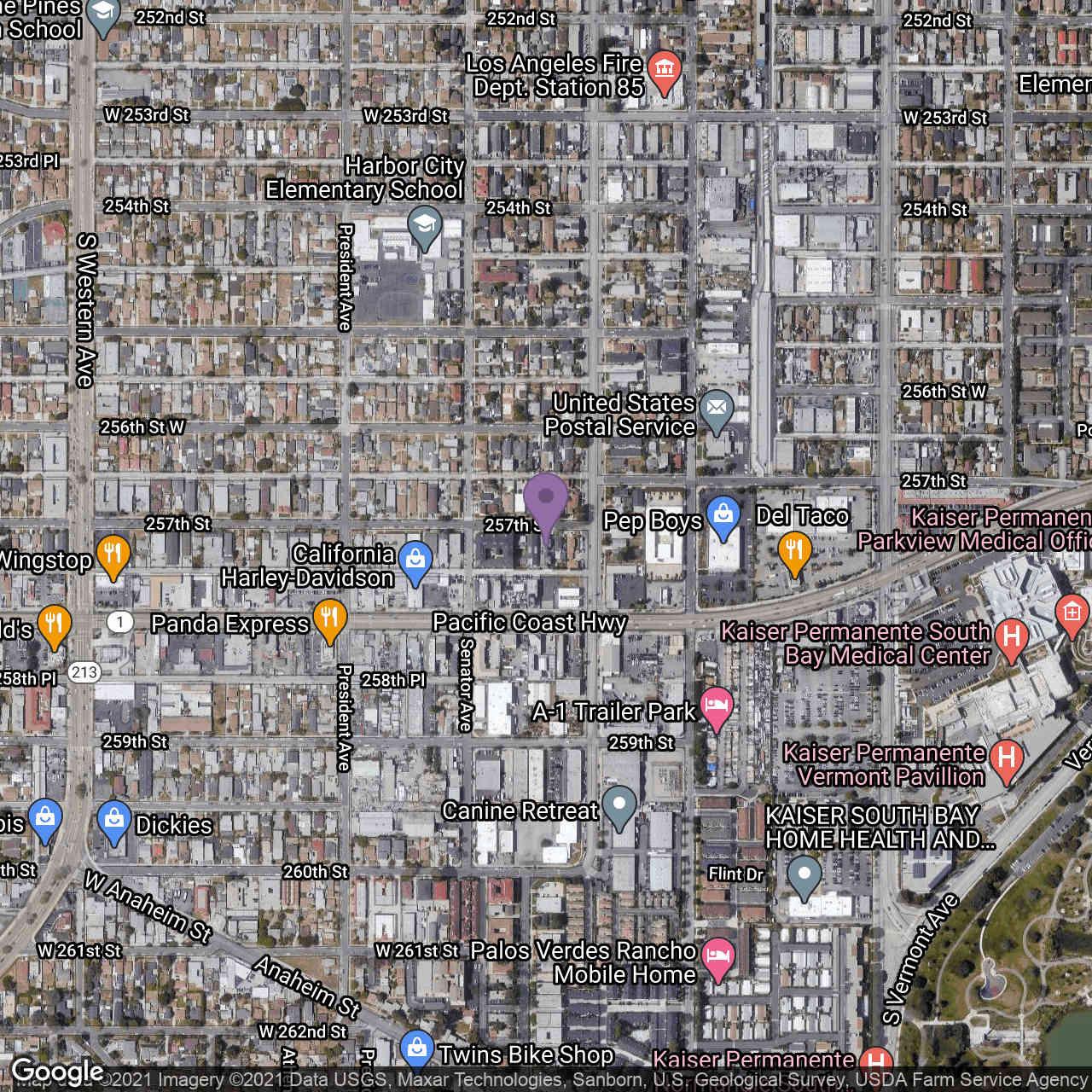 1412 257th Street #C, Harbor City, CA, 90710,