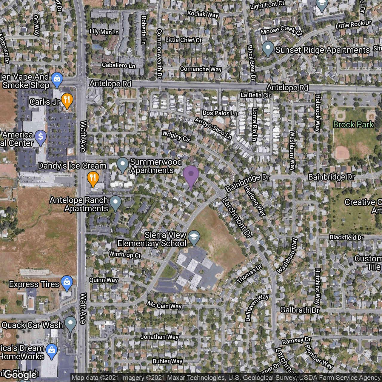 3708 Wrigley Circle, North Highlands, CA, 95660,