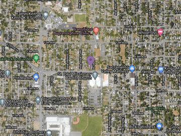 3832 40th Street, Sacramento, CA, 95820,