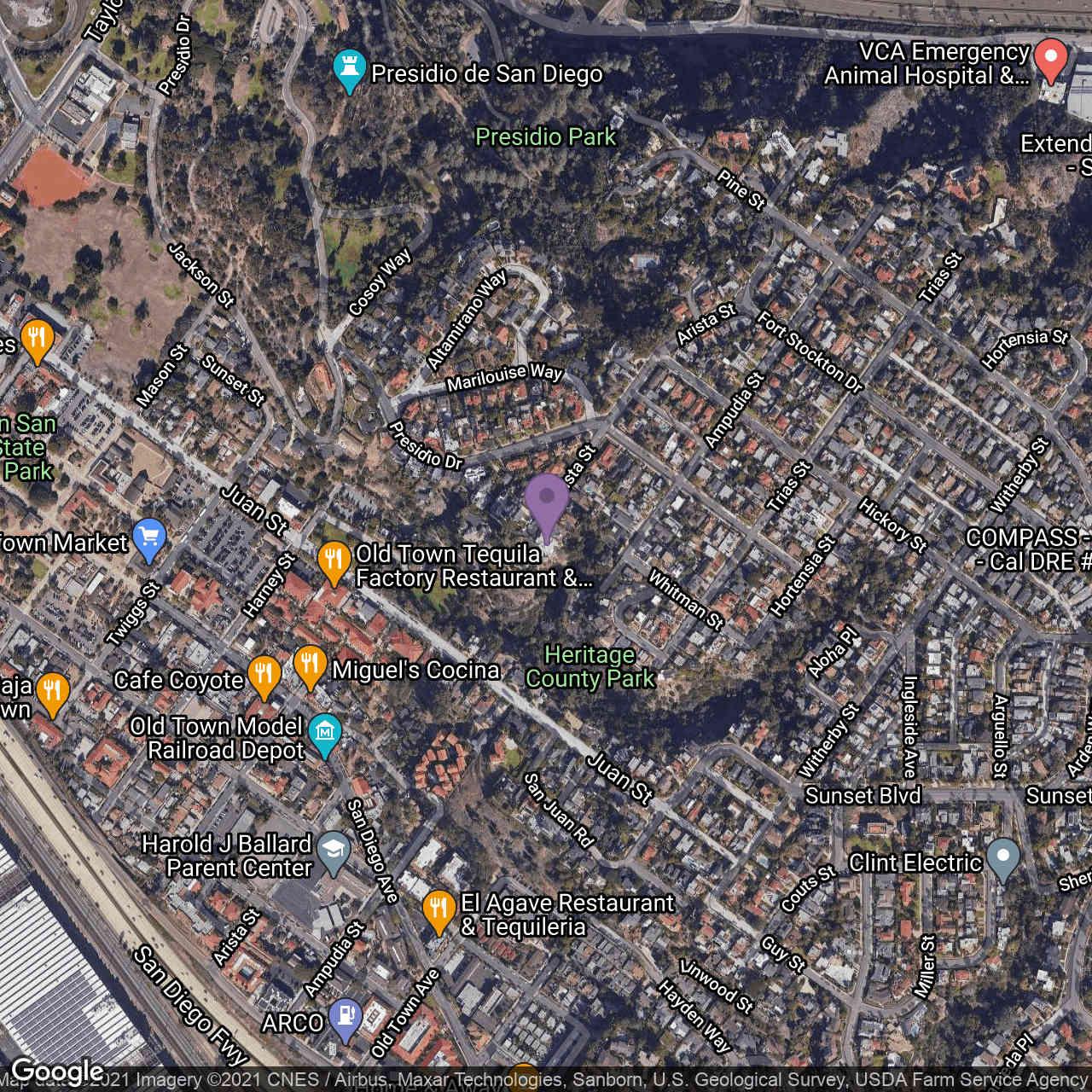 4225 ARISTA, San Diego, CA, 92103,