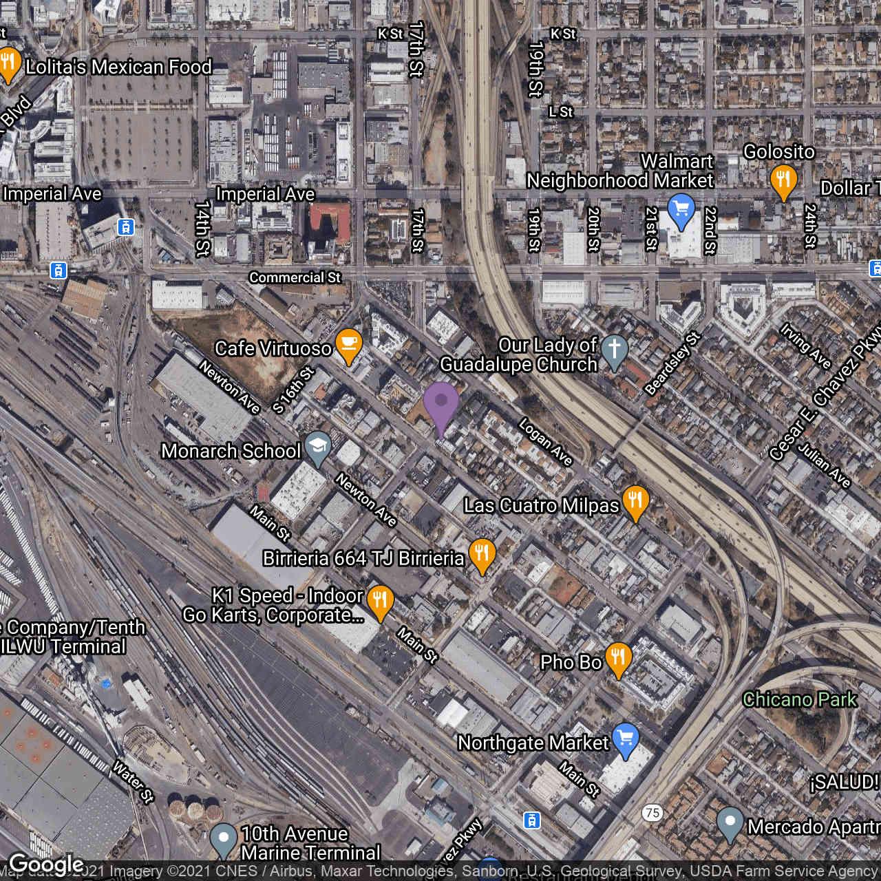 991 Sigsbee St, San Diego, CA, 92113,