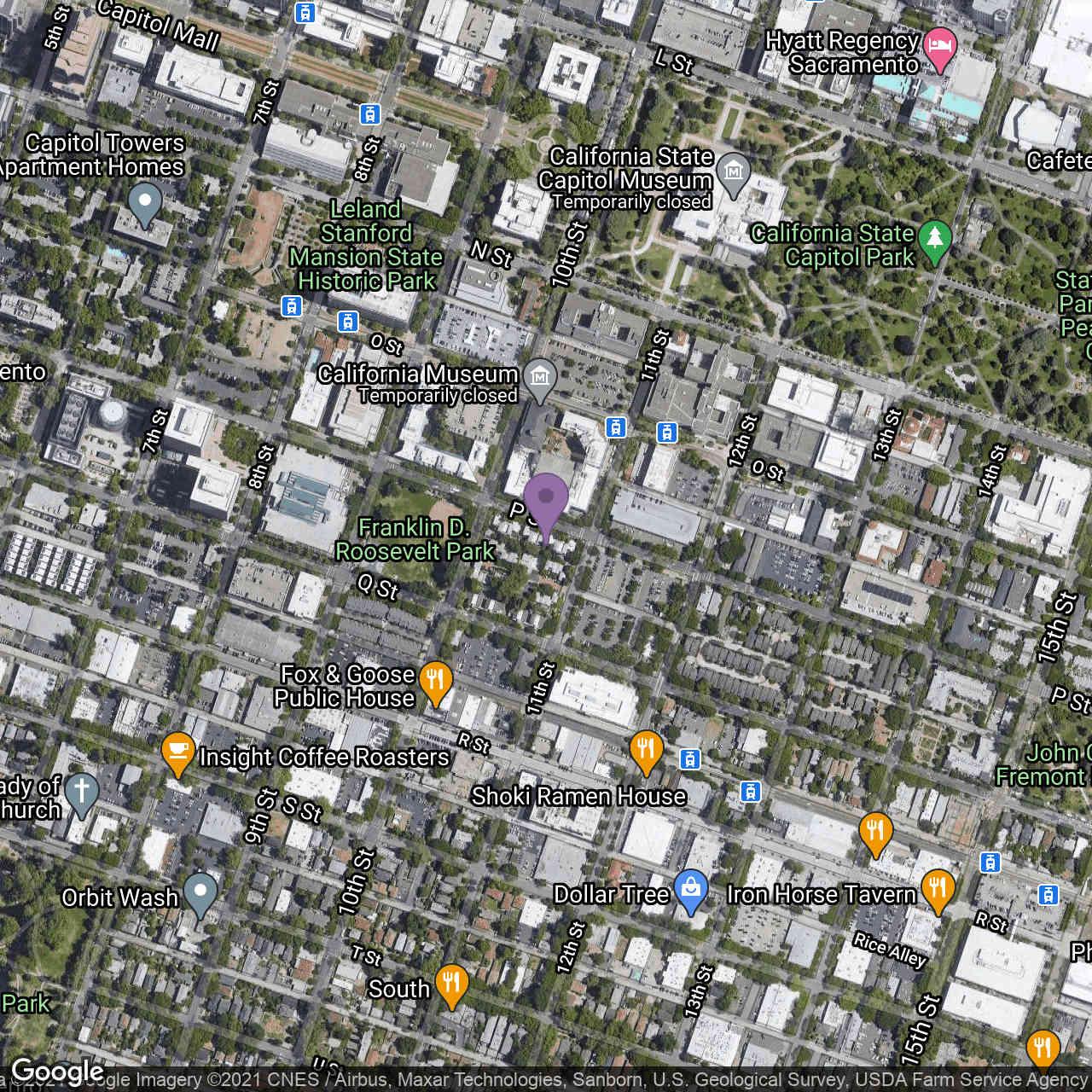 1014 P Street #1, Sacramento, CA, 95814,