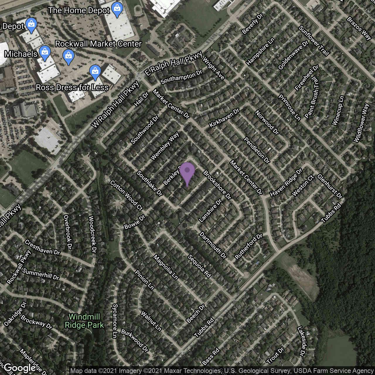 133 Blanchard Drive, Rockwall, TX, 75032,