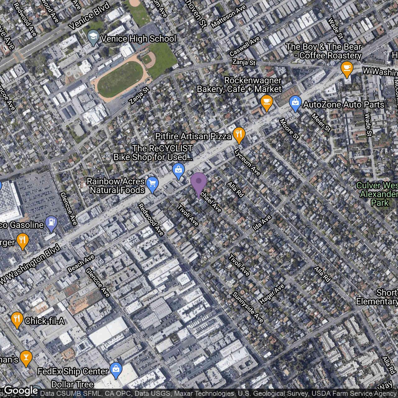 4035 Michael Ave, Los Angeles, CA, 90066,