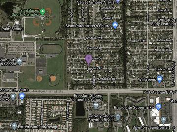 3431 Sapphire Rd, Lake Worth, FL, 33462,