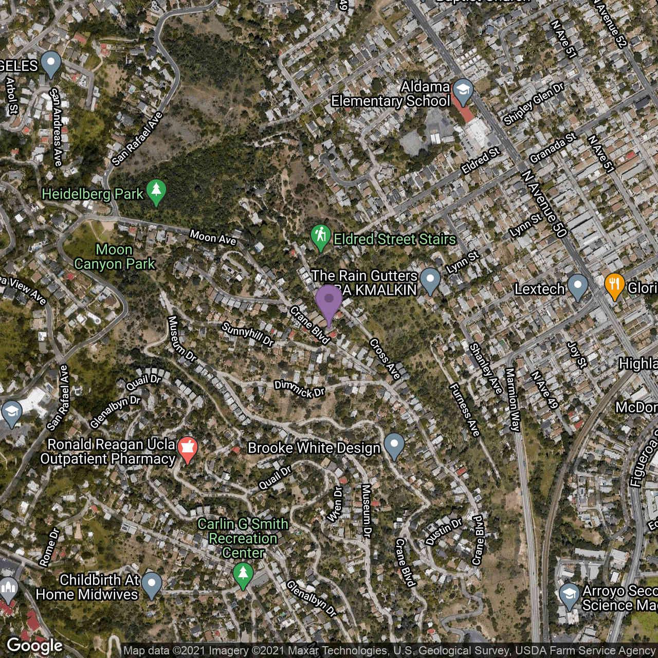 626 Crane Boulevard, Los Angeles, CA, 90065,