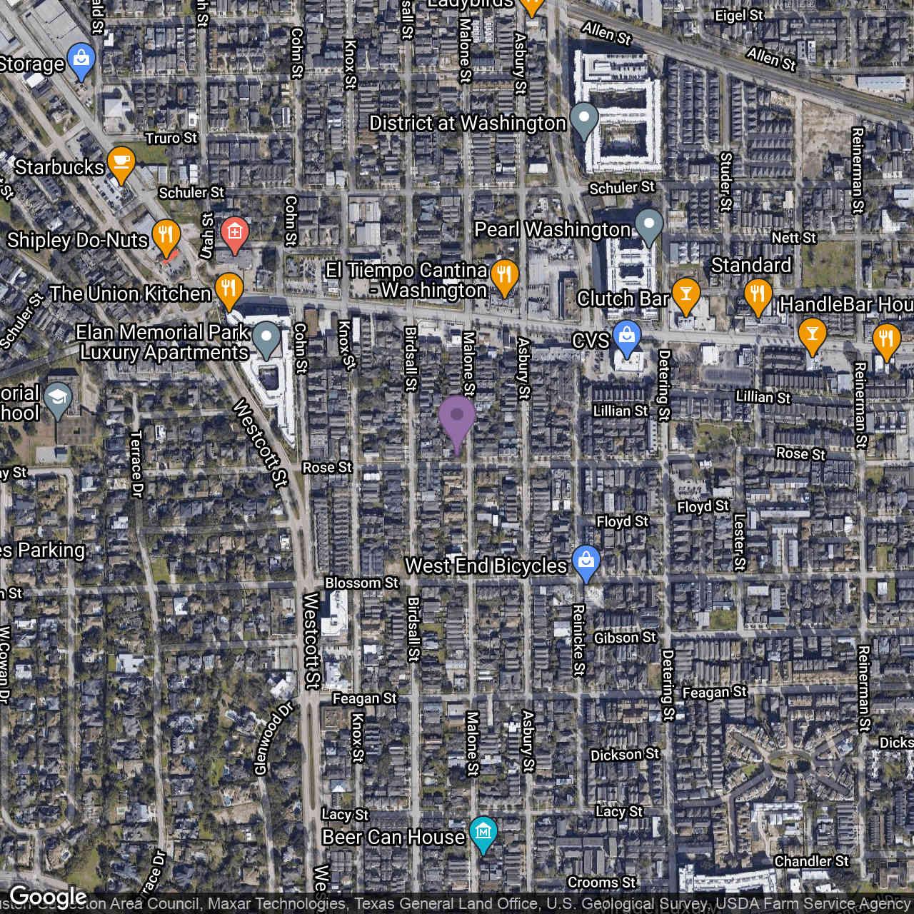 801 Malone Street, Houston, TX, 77007,