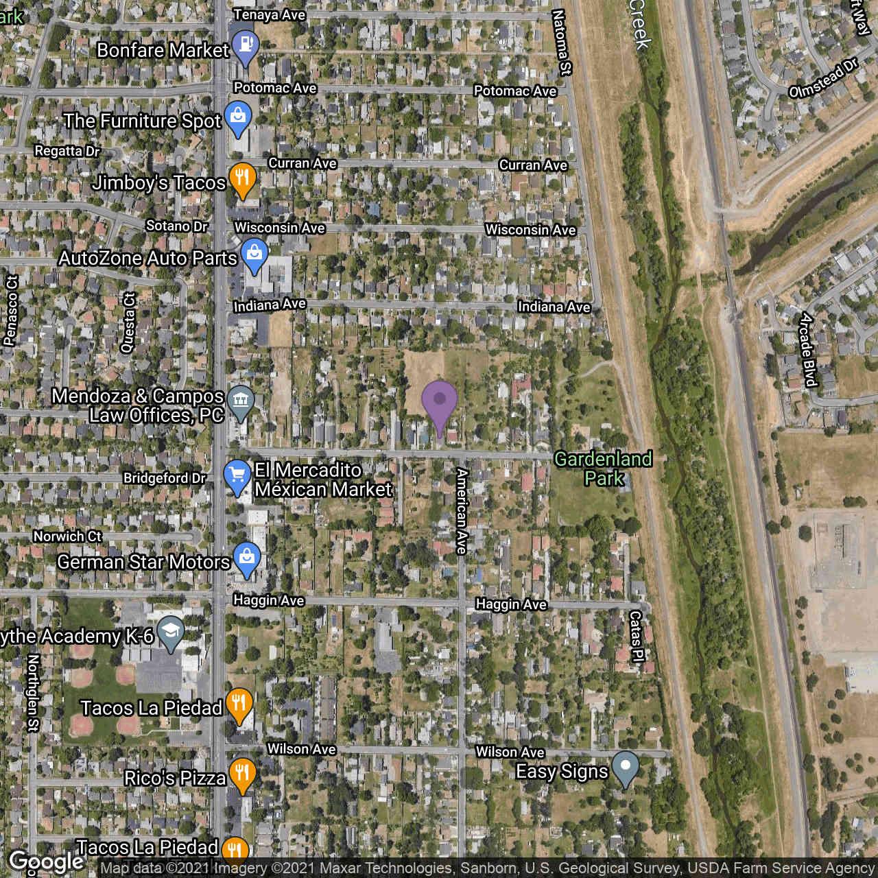Undisclosed Address, Sacramento, CA, 95833,