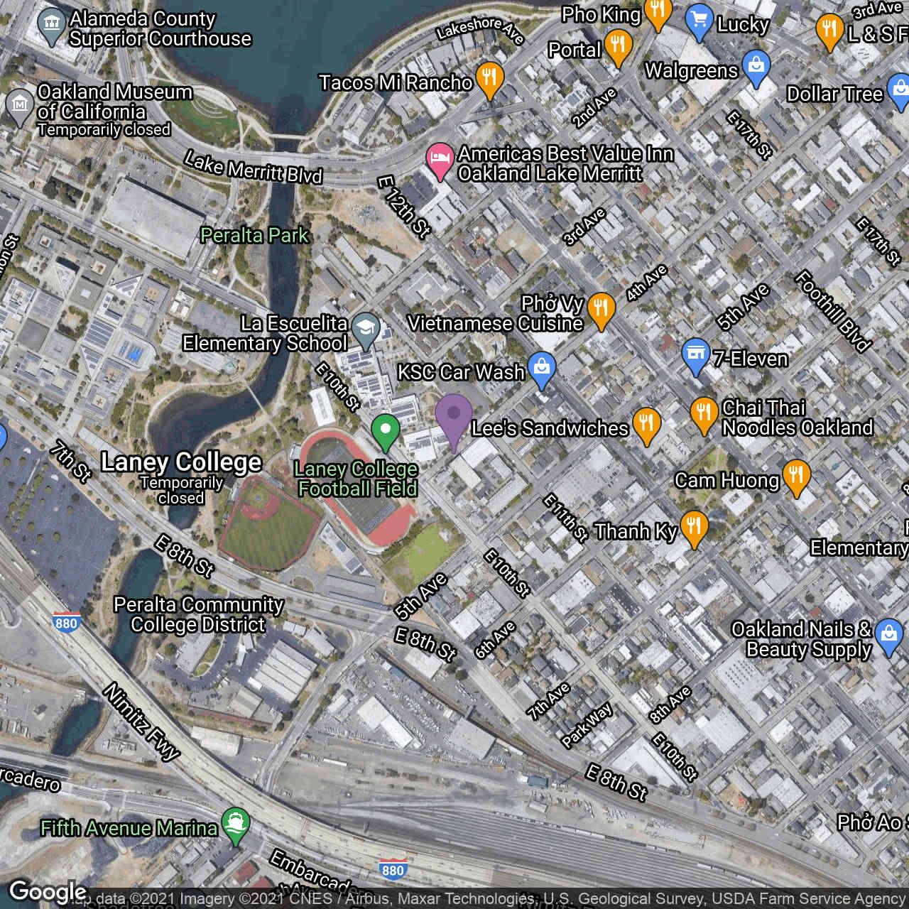 1018 4Th Ave #201, Oakland, CA, 94606,