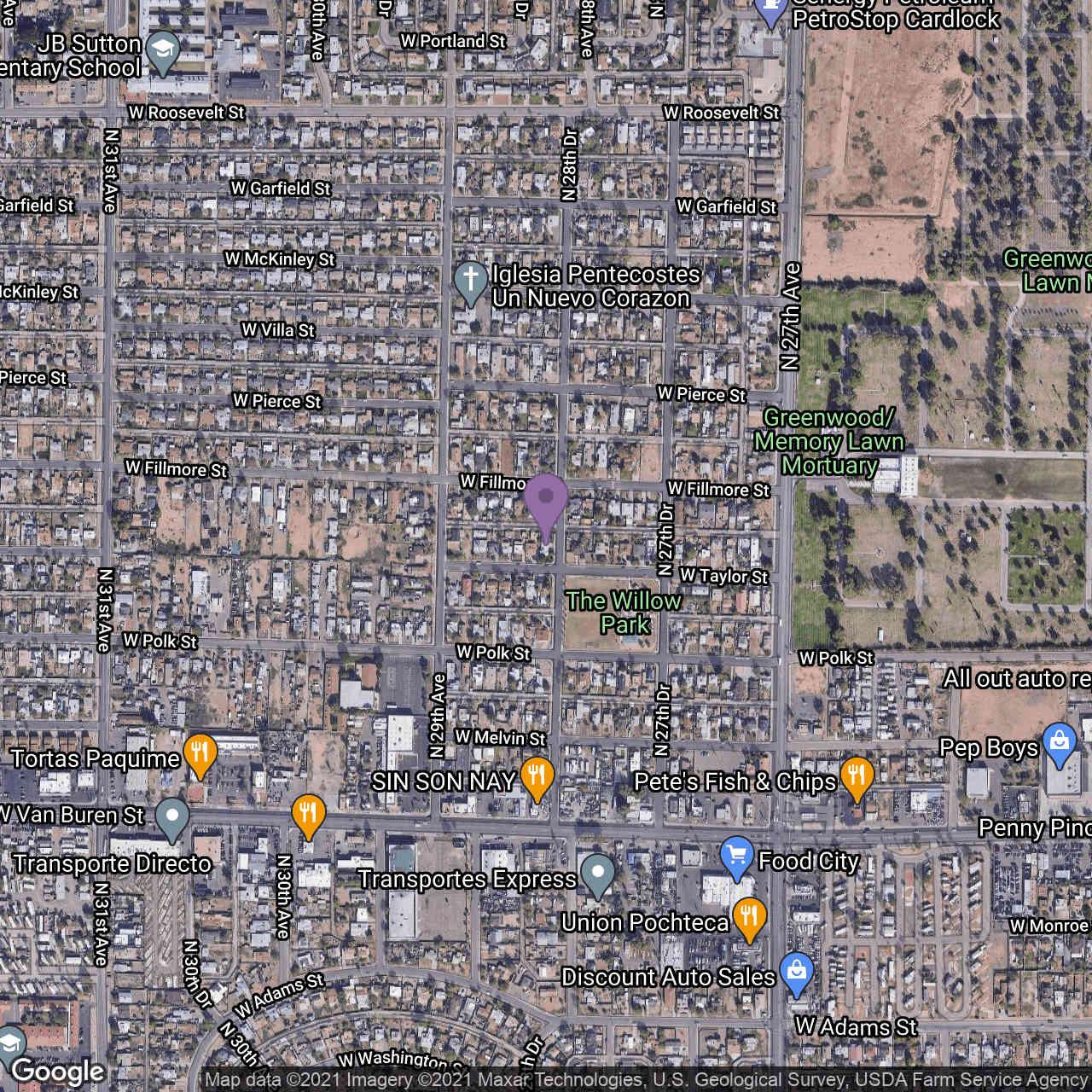 502 N 28TH Drive, Phoenix, AZ, 85009,