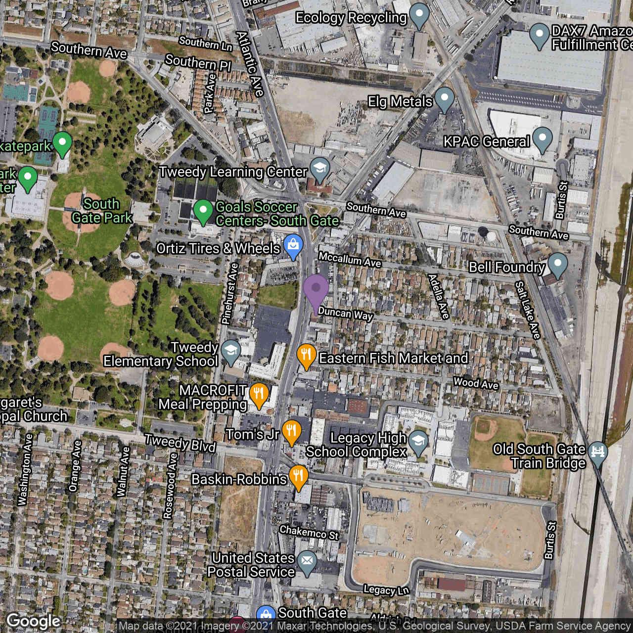 9704 Atlantic Avenue, South Gate, CA, 90280,