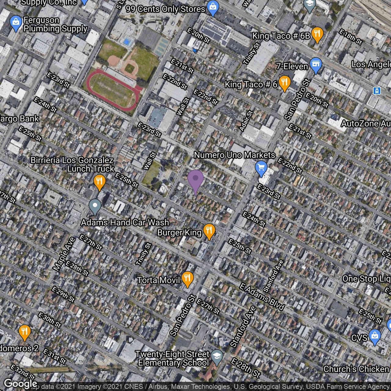 622 E 24th Street, Los Angeles, CA, 90011,