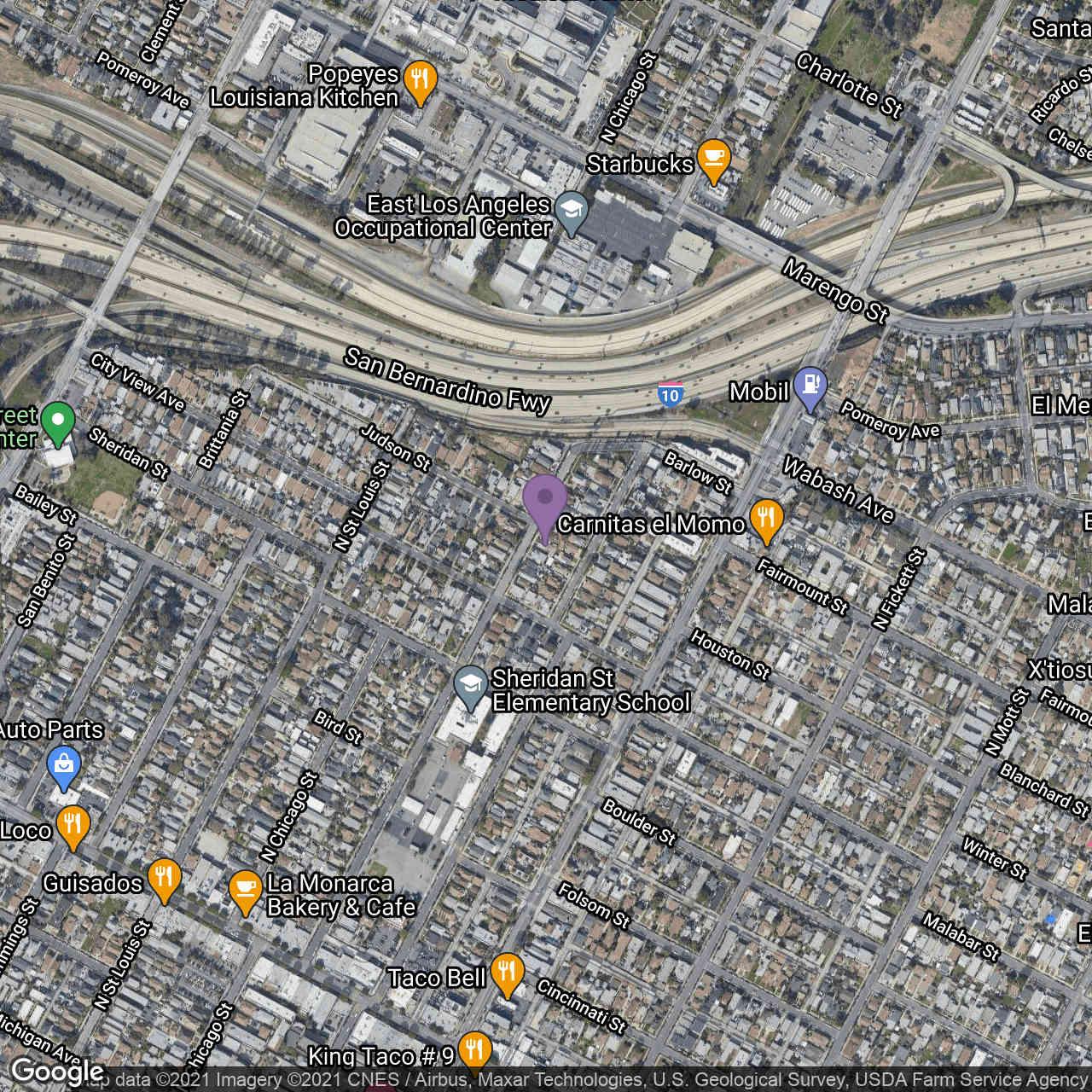 622 Cornwell Street, Los Angeles, CA, 90033,