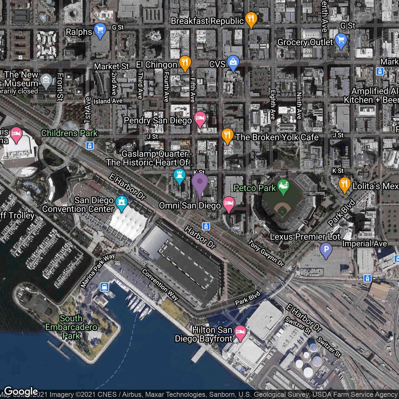 207 5TH AVE. #516, San Diego, CA, 92101,