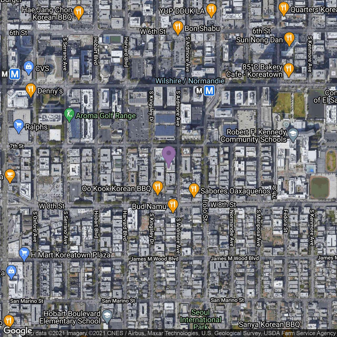 727 S Ardmore Avenue #606, Los Angeles, CA, 90005,