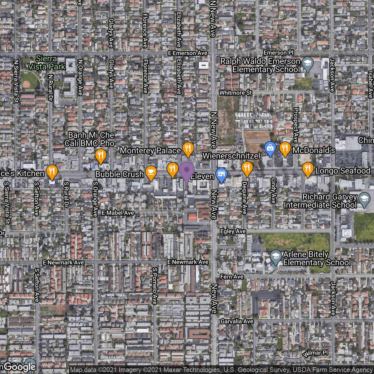 1006 E Garvey Avenue, Monterey Park, CA, 91755,
