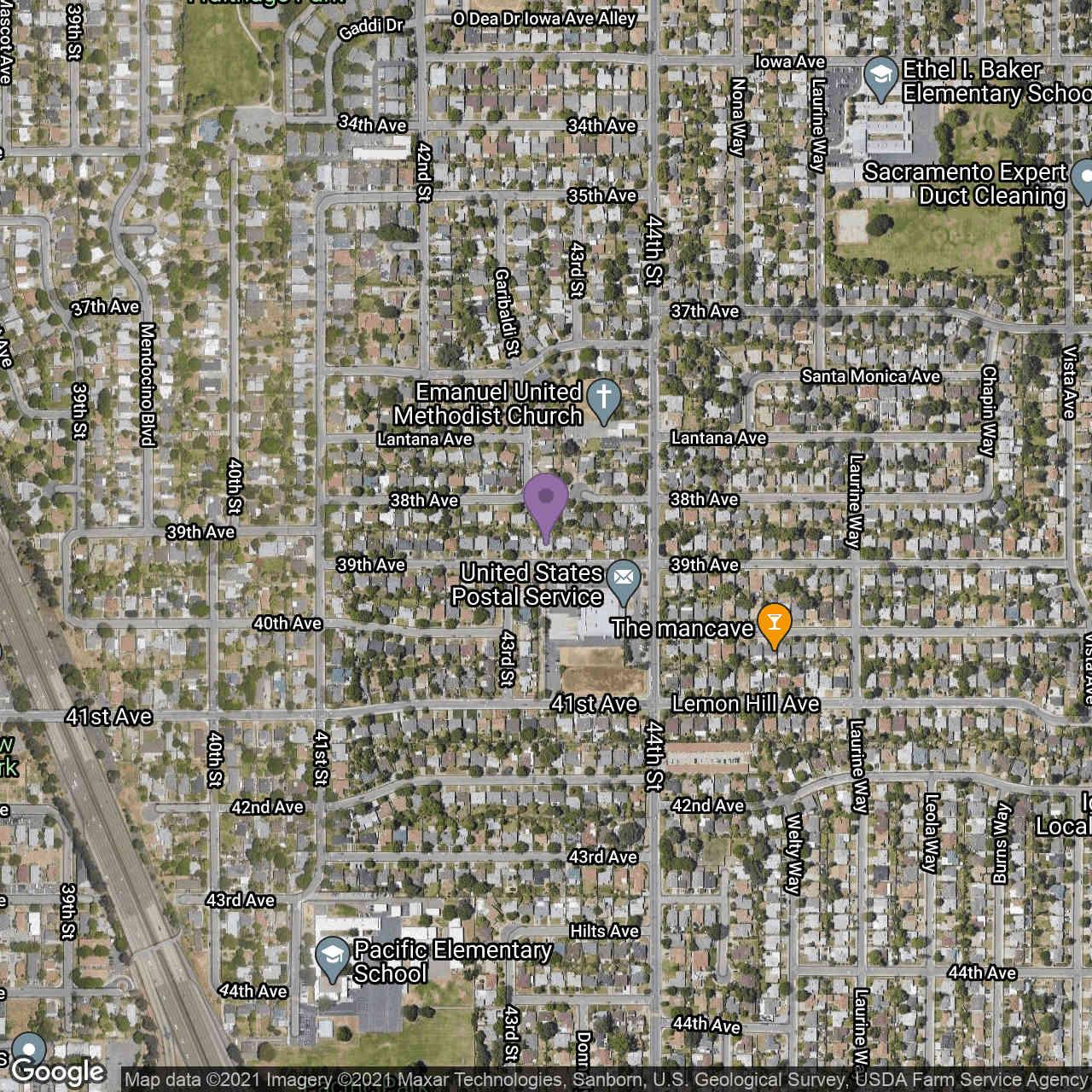 4305 39th Avenue, Sacramento, CA, 95824,