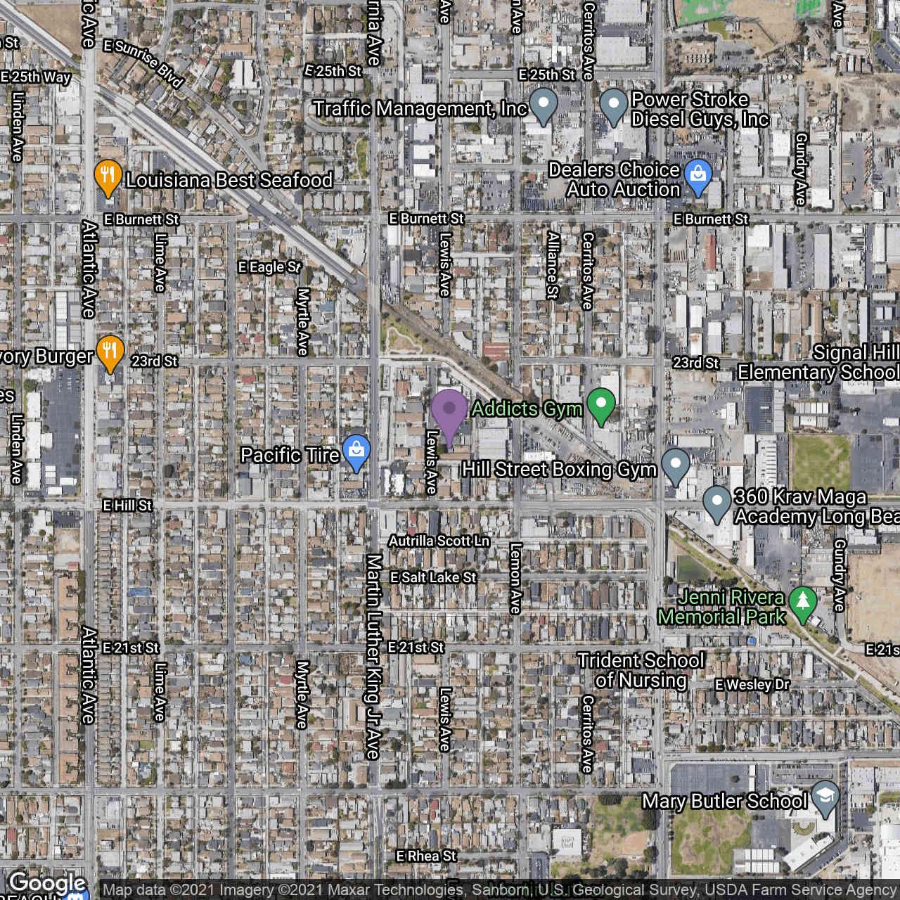 2236 Lewis Avenue, Long Beach, CA, 90806,