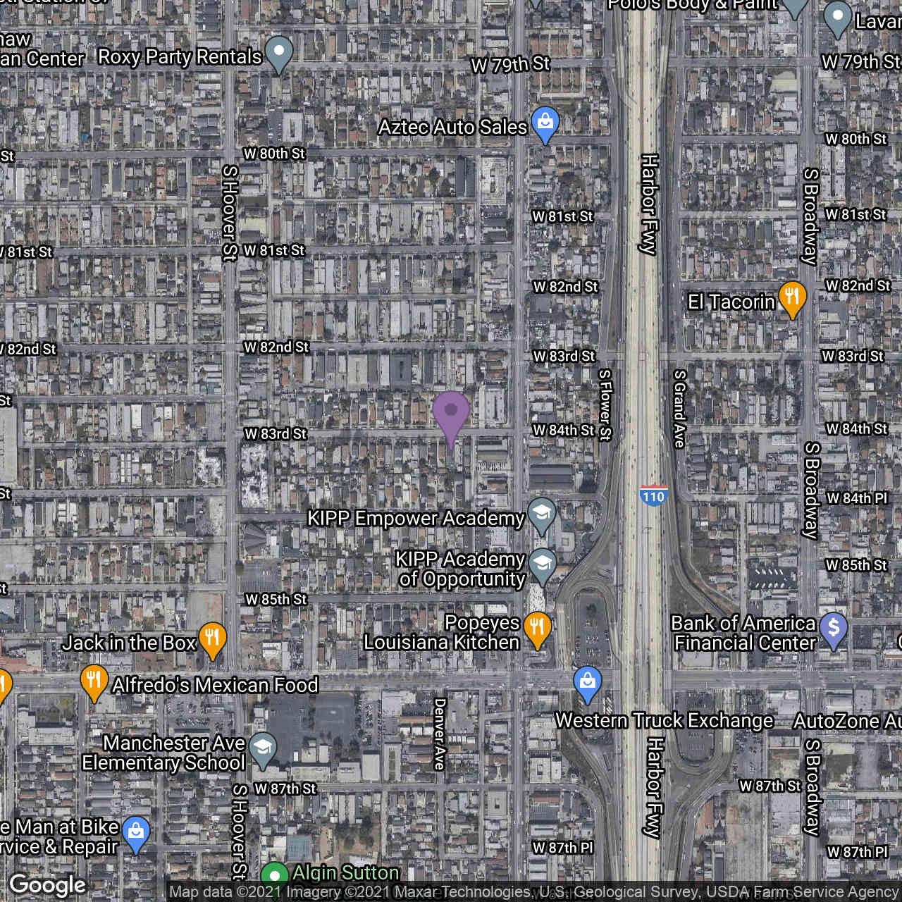 526 W 83rd Street, Los Angeles, CA, 90044,