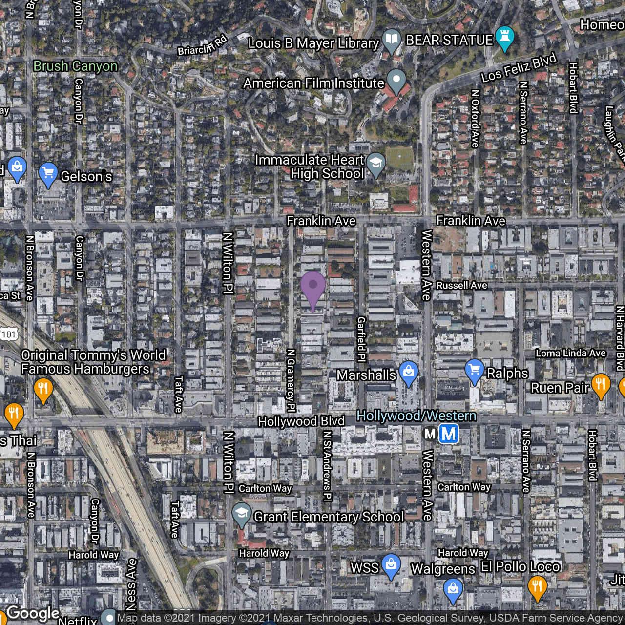 1806 N Gramercy Place #103, Los Angeles, CA, 90028,