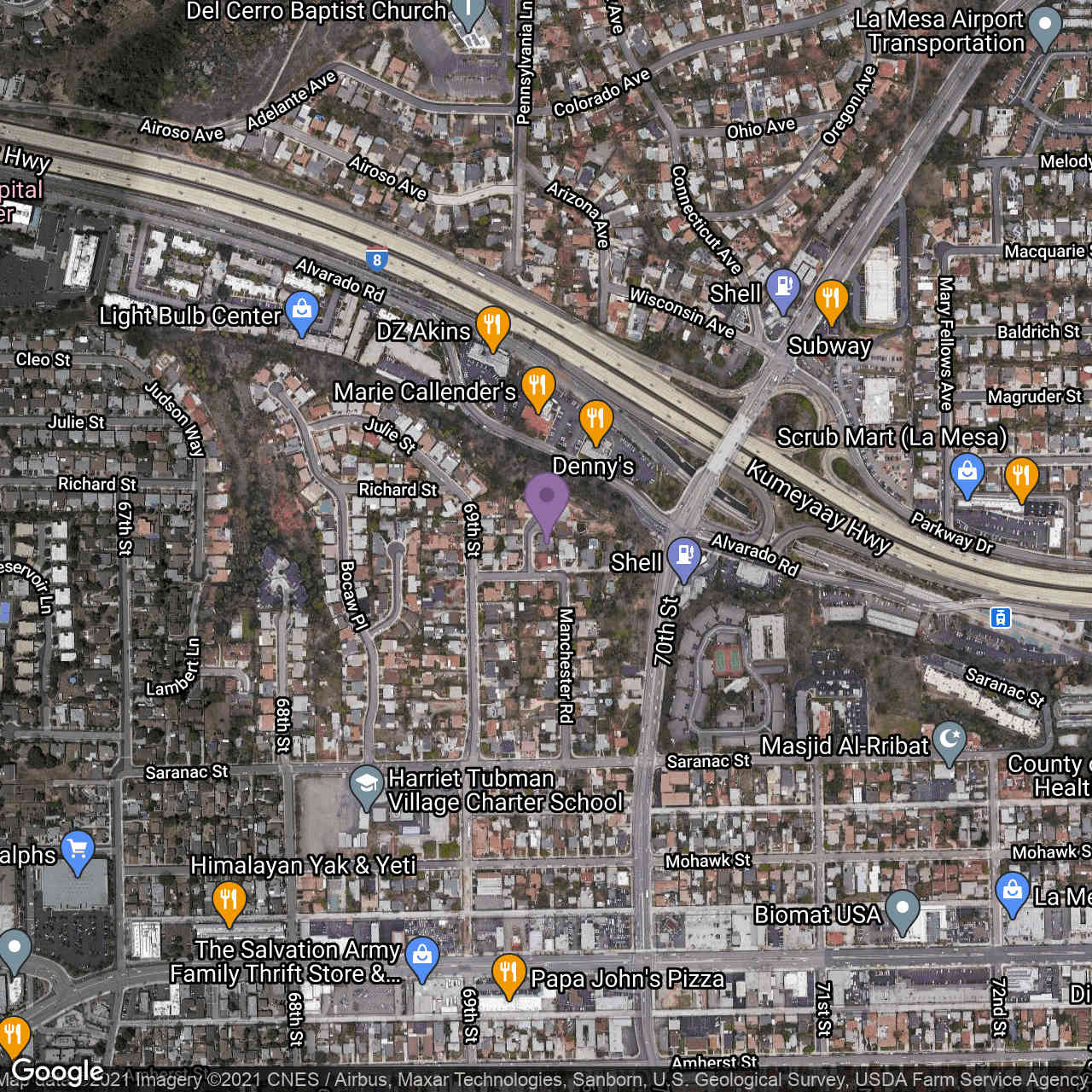 5211 Mandalay Place, San Diego, CA, 92115,