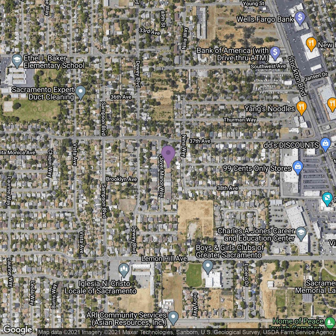 5917 W Clover Manor Way, Sacramento, CA, 95824,