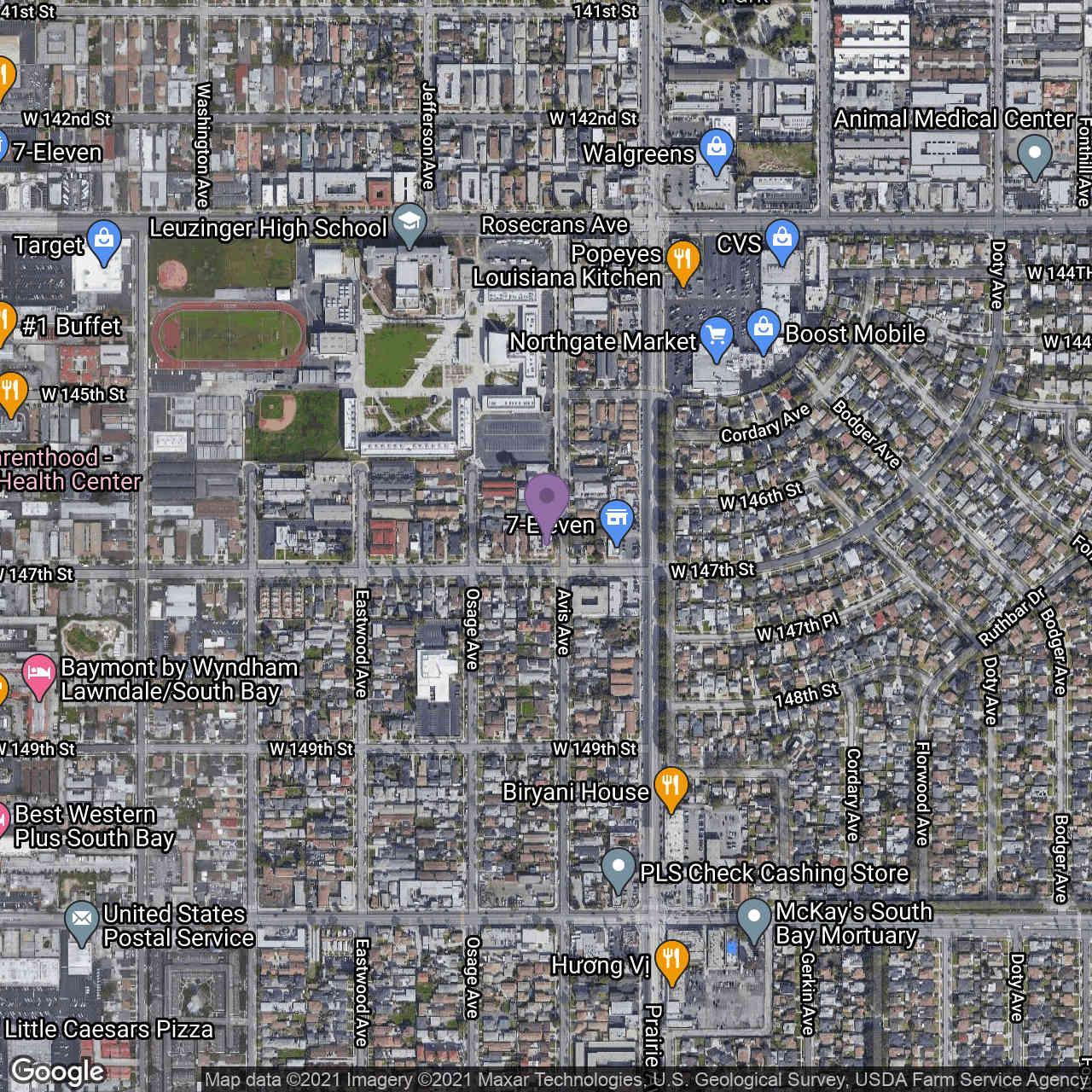 4057 W 147 Street #106, Lawndale, CA, 90260,
