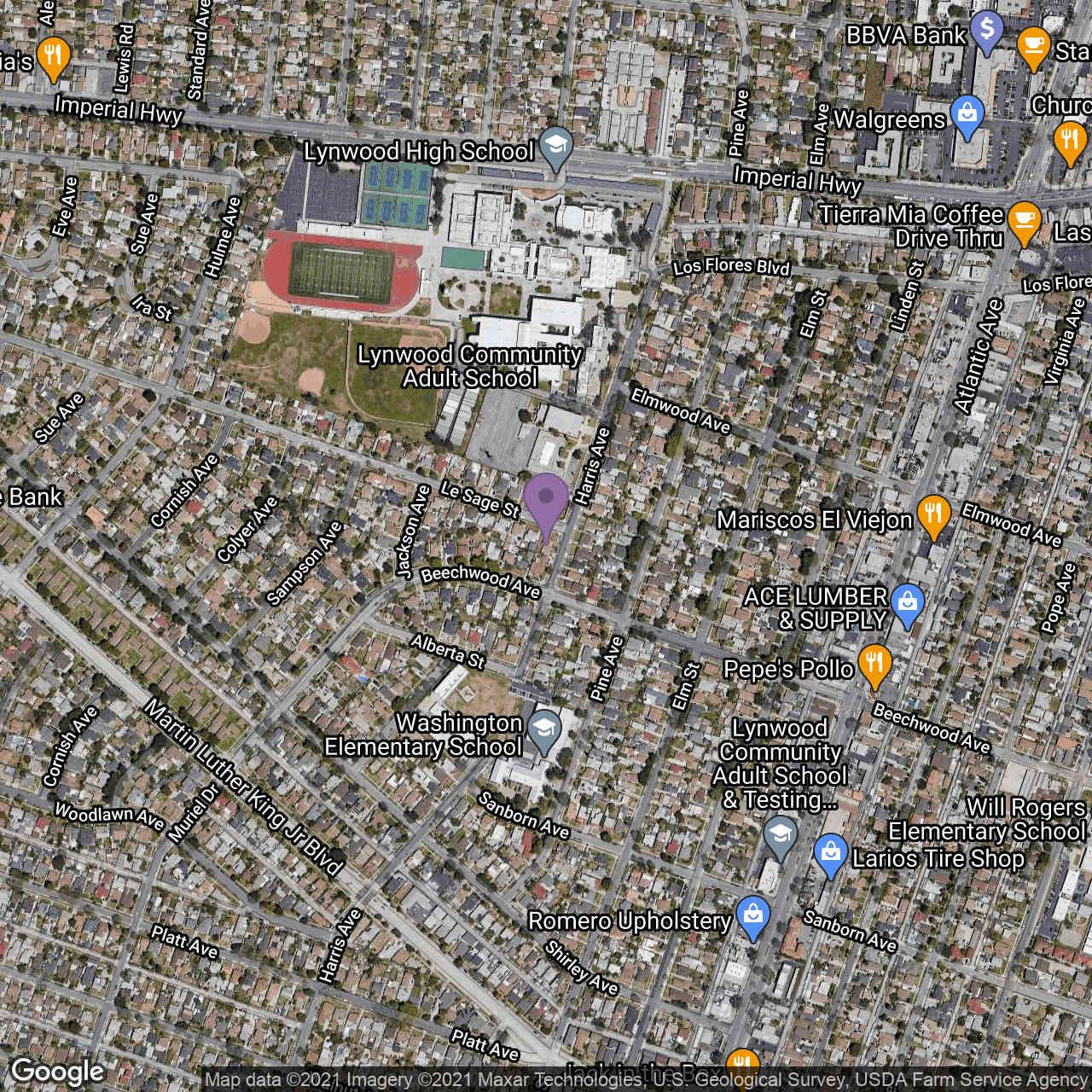 4050 Le Sage Street, Lynwood, CA, 90262,